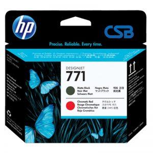 CABEÇA DE IMPRESSÃO HP771 MK/VM. CE017A