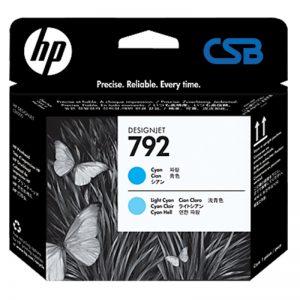 CABEÇA DE IMPRESSAO HP792 CY/CL CN703A