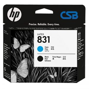 CABEÇA HP831 CY/PR CZ677A