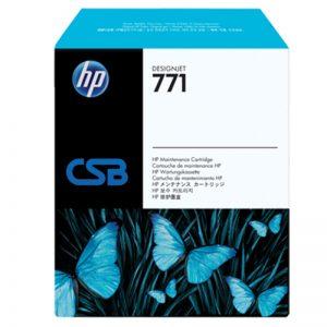 CARTUCHO DE MANUT. HP771 CH644A