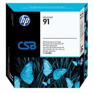 CARTUCHO DE MANUT.HP 91 C9518A