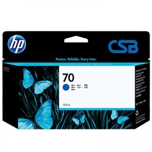 CARTUCHO HP 70 AZUL 130 ML C9458A