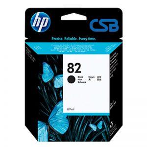 CARTUCHO HP 82 PRETO 69ML CH565A