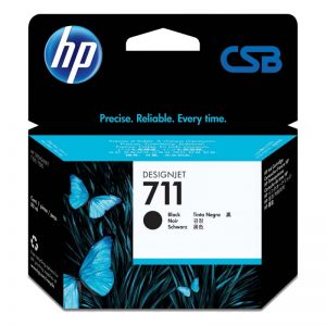 CARTUCHO HP711 PR. 80ML CZ133A