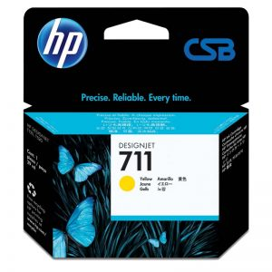 CARTUCHO HP711 YE. 29ML CZ132A