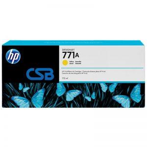 CARTUCHO HP771A AM. 775ML B6Y18A