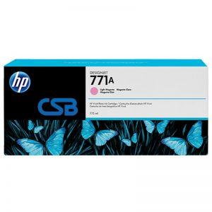 CARTUCHO HP771A MG.CL. 775ML B6Y19A