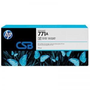 CARTUCHO HP771A PK. 775ML B6Y21A
