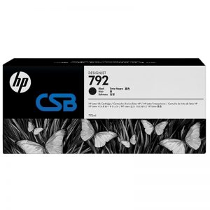 CARTUCHO HP789 PRETO 775ML CH615A