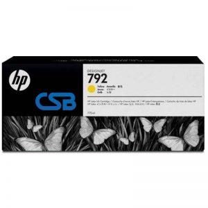 CARTUCHO HP792 AMARELO 775ML CN708A
