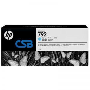 CARTUCHO HP792 CIAN CLARO 775ML CN709A
