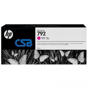 CARTUCHO HP792 MAGENTA 775ML CN707A